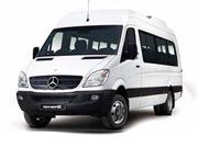 Катафальный транспорт микроавтобус MERCEDES