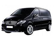 Ритуальный транспорт Минивен Mercedes