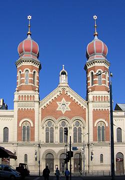 Синагоги москвы